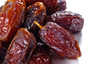 Dates! Better than bananas