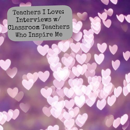 i heart teachers