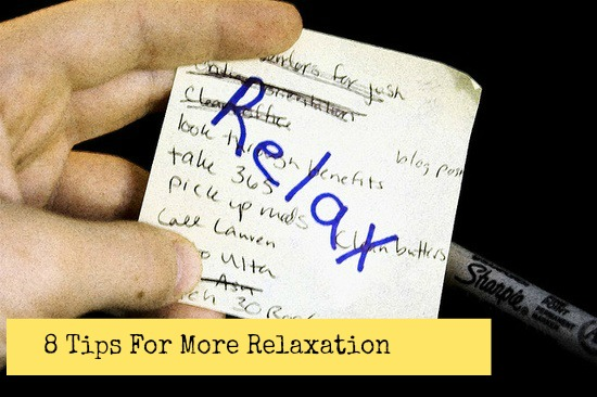 relax post it