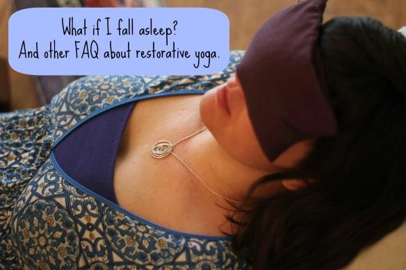 what if i fall asleep FAQ
