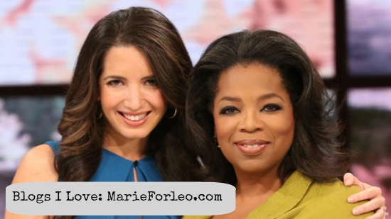 marie and oprah