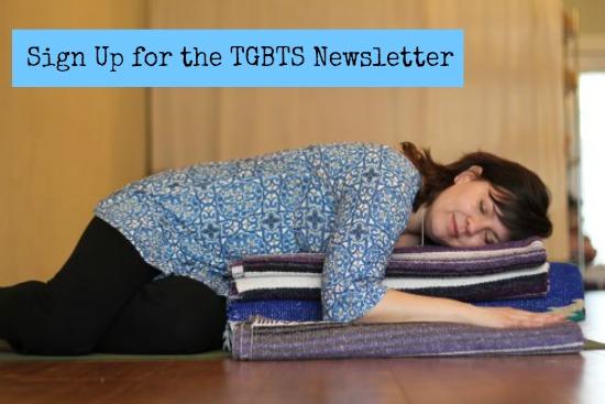 tgbts newsletter