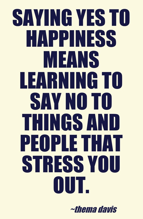 stress you out