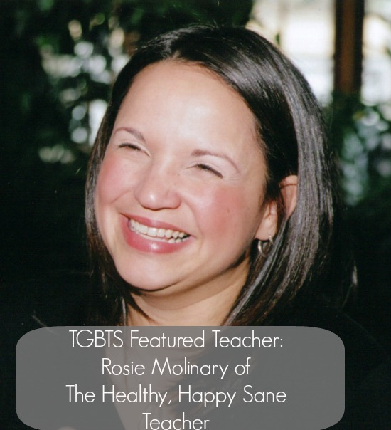 featured teacher rosie