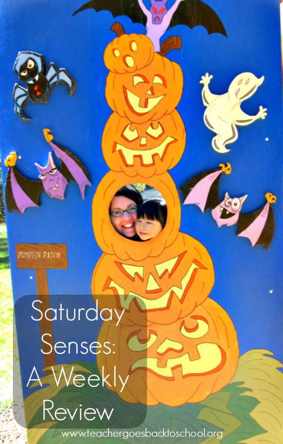 saturday senses last week of october