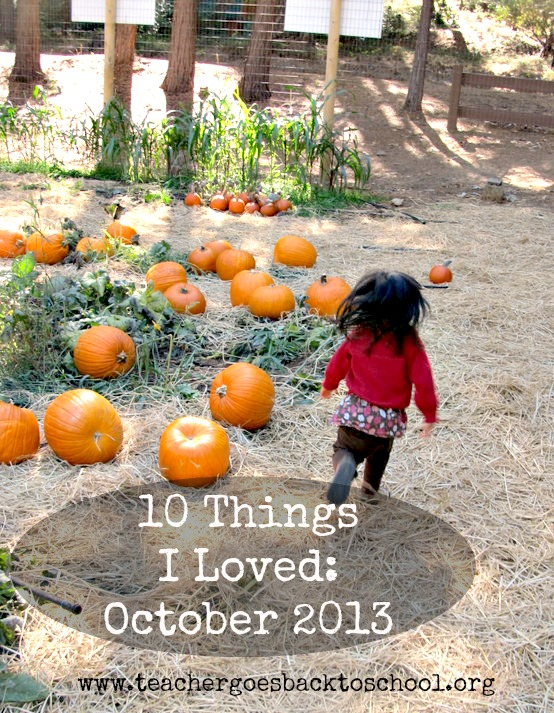 ten things oct 2013