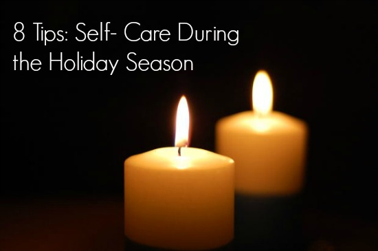 8 tips self care holidays