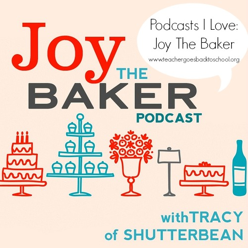 podcasts i love joy the baker