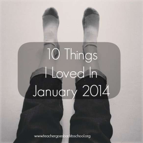 10 things january
