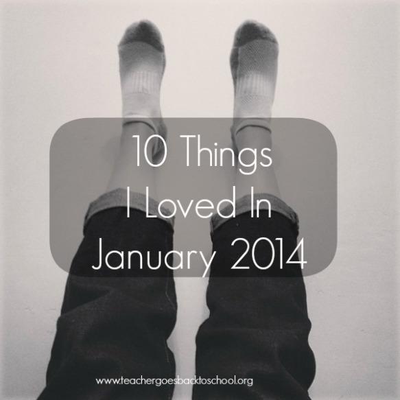 10 things january