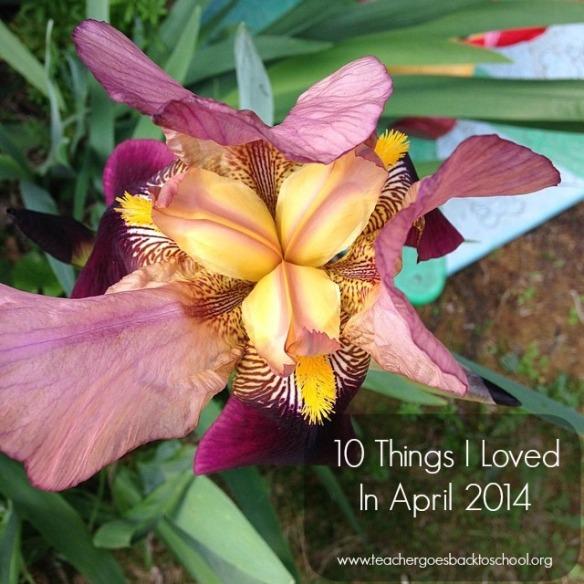 10 things april
