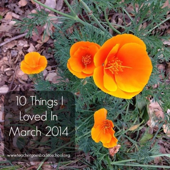 10 things march