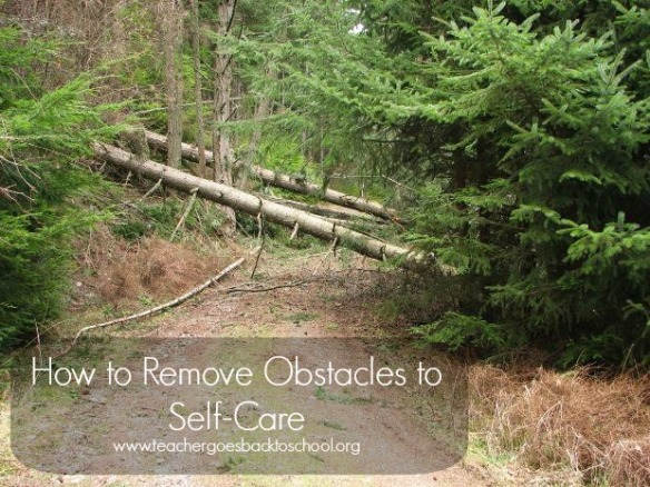 obstacles to self-care