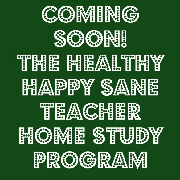 coming soon home study program