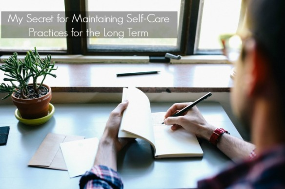 long term self care
