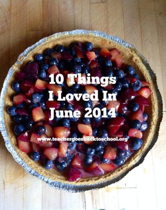 10 things june 2014