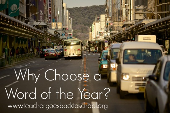 why choose a word of the year street