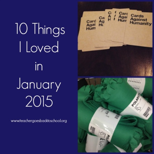 10 things jan 2015