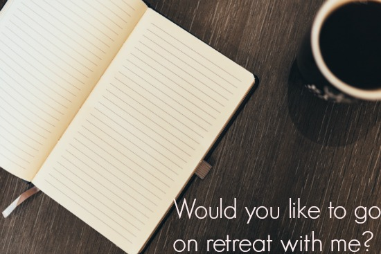 retreat with me mailchimp