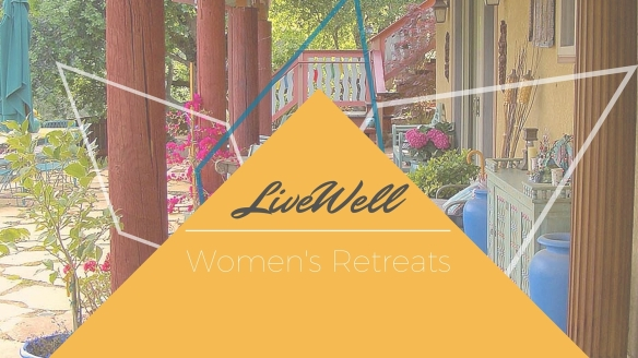 live well women's retreat